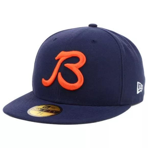 9b2627219 Chicago Bears New Era NFL hat kids baseball cap